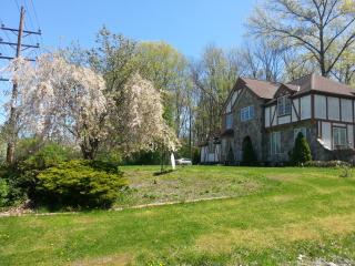 Tudor House in Delaware Water GAP PA - East Stroudsburg vacation rentals