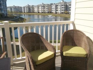 Superb Pet-Friendly Vacation Rental by Walking Trails with Lake Views, Golf, Beach - Myrtle Beach vacation rentals