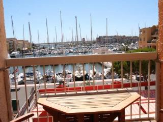 Apartment by the beach with pool & stunning views - Port Leucate vacation rentals