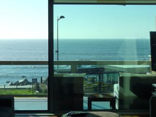 Beach front two bedroom condo with amazing view - Vila Nova de Gaia vacation rentals