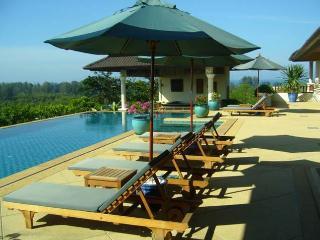 Luxury Six Bedroom Pool Villa on private estate - Rawai vacation rentals