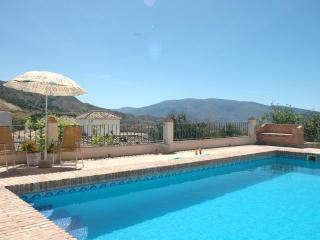 Casa GRANADO villa with stunning views, pool, WIFI - Albunuelas vacation rentals