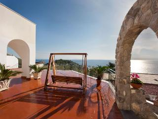 Splendid & luminous three-story villa with pool - Nerano vacation rentals