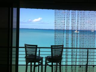 Luxury Condo directly on the beach of Grand Case Center - Grand Case vacation rentals