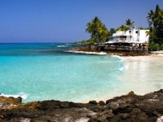 Walk to White Sands Beach - Kahaluu - Kailua-Kona vacation rentals