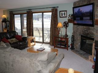 DB101A Cozy Condo W/Fireplace, Great Views, Wifi, Clubhouse, Garage - Dillon vacation rentals