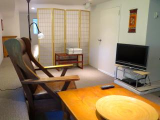 Private Garden Suite - Vancouver vacation rentals