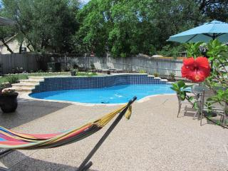 Private Pool, Island Living in San Antonio (Alamo) - Pipe Creek vacation rentals