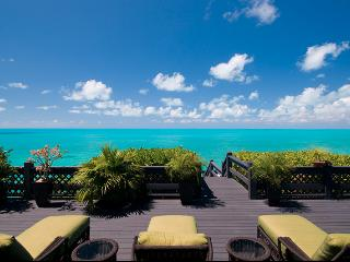 Seacliff at Chalk Sound, Turks and Caicos - Oceanfront, Pool, Trade Winds - Chalk Sound vacation rentals