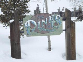 Pines @ MeadowRidge - Winter Park Area vacation rentals