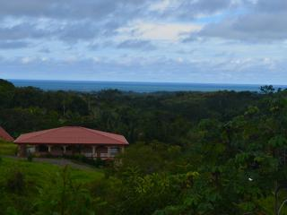 Ocean view Organic Permaculture Ranch, Luxury Eco - Esterillos vacation rentals