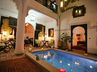 Riad Eloise Morocco Medina authentic house - Marrakech vacation rentals