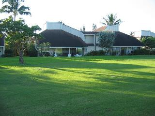 KAMAHANA CONDO ON GOLF COURSE OCEAN/MOUNTAIN VIEWS - Princeville vacation rentals