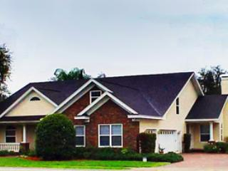 Welcome to Darlington Hall - *****5 Star Luxury Estate, Pool w/rockfalls,Disney - Lakeland - rentals