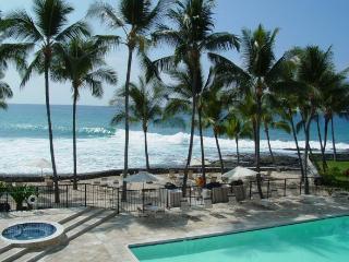 Luxury Tropical #1 in KONA  Ocean Front  SALE - Kailua-Kona vacation rentals