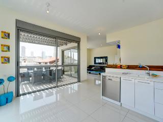 Amazing luxury penthouse 5min walk to beach - Tel Aviv vacation rentals