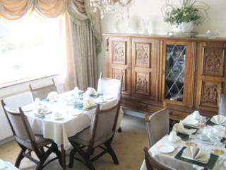 dining room - Dirreen House is a four star recently renovated b+ - Killarney - rentals