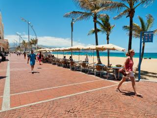 Apartment at Las Canteras BEACH FRONT  LZ84H - Las Palmas de Gran Canaria vacation rentals