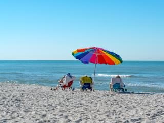 Spectacular Beach House With GulfView Only Steps to a Pristine Beach - Anna Maria Island vacation rentals