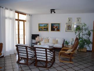 centrally located 3 bed apartment with sea views - Port de Pollenca vacation rentals