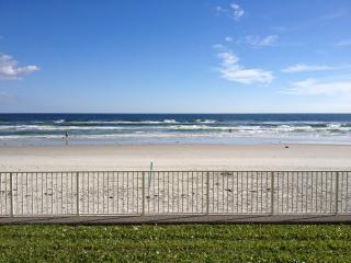 Newly Renovated Beautiful Beachfront Condo - New Smyrna Beach vacation rentals