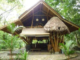 Classy bamboo beach house in the Osa Peninsula - Puerto Jimenez vacation rentals