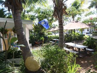 Duplex with 2 Efficiencies located 50 yards from ocean $750 -$875/week, Unit 10 - Grassy Key vacation rentals