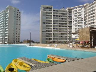 Resort Laguna del Mar 2 bedrooms with sea view - La Serena vacation rentals