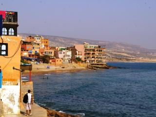DIRECT WATERFRONT, ON THE BEACH, HIGH STANDING - Taghazout vacation rentals