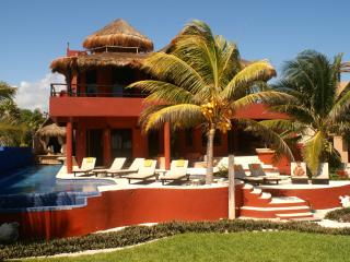 Villa Zen del Mar - the ZEN of Akumal on the beach - Akumal vacation rentals