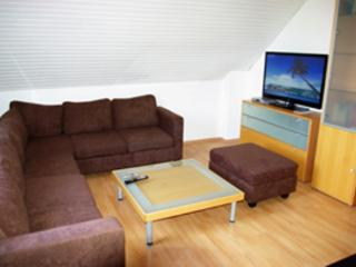 Vacation Apartment in Edertal - 624 sqft, modern, quiet, comfortable (# 4593) - Hesse vacation rentals