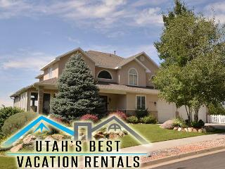 Luxury Mtnside Hm+Pano Views+Billiards+Spa+Theatr - Draper vacation rentals