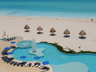 3-bedroom Beachfront Best Location - Cancun vacation rentals