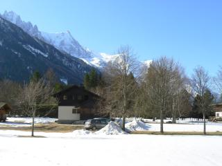 location of the chalet in chamonix - Les Praz-de-Chamonix vacation rentals