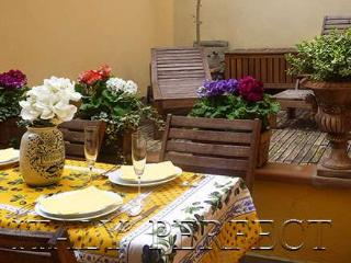 Perfect Terrace in a Favorite Neighborhood - Querc - Florence vacation rentals