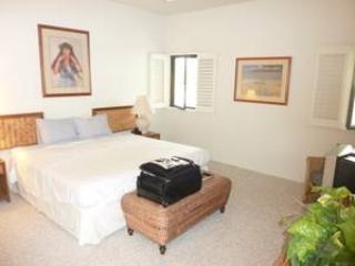 New KING bed in Spacious bedroom with A/C and ceiling Fan - BIG SALE   Luxury Ocean Tropical Royal Sea Cliff - Kailua-Kona - rentals