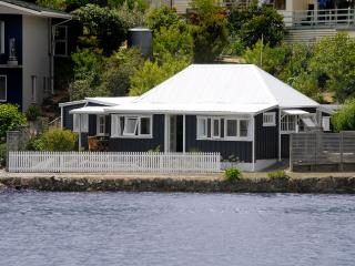 Mabel's. Historic 1860's Waterfront Cottage - Auckland vacation rentals