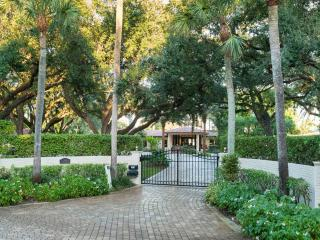 Waterfront mansion in park setting 2.5 acres - Lantana vacation rentals