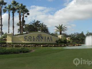 Colonial Country Club Golf - Fort Myers vacation rentals