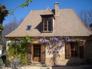 Les Petite Bressettes Stone built gite Heated Pool - Le Bugue vacation rentals
