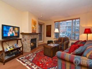 Beautiful 1 bed/1 bath condo in Heart of Whistler Village. Deer Lodge #263 - British Columbia Mountains vacation rentals