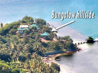 Bungalow On Hill Side - solar hot water - Lombok vacation rentals
