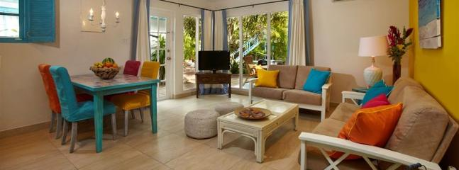 Topical and Secluded One Bedroom Casita - Image 1 - Malmok Beach - rentals