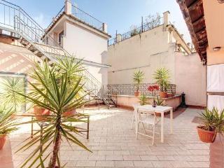 Cozy studio & terraces on Navona roofs - Jubilee - Rome vacation rentals