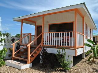 Latitude Adjustment - Orange Starfish Cabana - Stann Creek vacation rentals