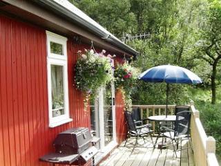 Blackwater chalet Glencoe area Highlands Scotland - Kinlochleven vacation rentals