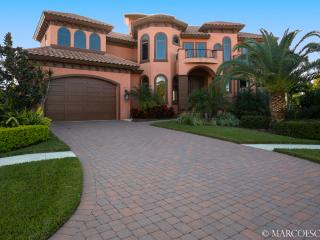 BOUNTY COURT - A Tuscan Renaissance Nestled on Wide Waters! - Marco Island vacation rentals