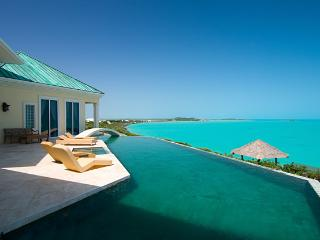 Villa Balinese at Turtle Tail, Turks and Caicos - Oceanfront, Pool, Private Courtyards - Image 1 - Turtle Cove - rentals