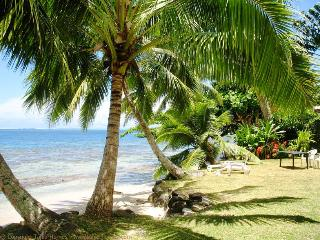 Faré Upu - Moorea - Papetoai vacation rentals