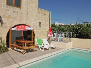 Razzett Margerita Farmhouse With Pool in Victoria - Island of Gozo vacation rentals